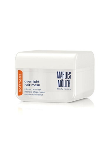Marlies Möller Care Overnıght Haır Mask 125 Ml Renksiz